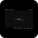 Ngc4631 - The Whale Galaxy,                                H-x6