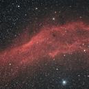 NGC 1499 - California nebula,                                Sagittarius_a
