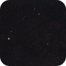From planetary to emission nebula in vulpecula,                                Franz Ferdinand