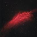 NGC 1499 - California Nebula - HARVB,                                Frédéric Girard