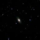 Messier 64,                                condensermike