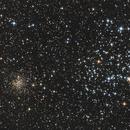 M35 and NGC2158,                                Jim Stevenson