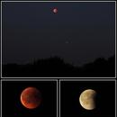 Lunar Eclipse 2018,                                Carsten Dosche