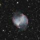 Dumbbell Nebula (M27),                                Arnau Romaguera C...