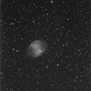 M27 Dumbbell Nebula, survey image,                                erdmanpe