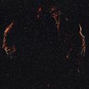 Veil Nebula (Widefield),                                Daniel Erickson