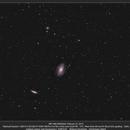M81 M82 Widefield,                                Dominique Callant