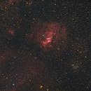 NGC 7635 - Bubble nebula,                                Miroslav Horvat