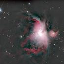 Orionnebel M42,                                Benjamin