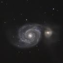 Whirlpool Galaxy (short session),                                frankszabo75
