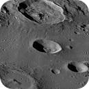 Rutherfurd et Clavius D 15/02/2019 20h25 newton 625 mm barlow 4 filtre rouge 610 QHY5 III178M 150% Luc CATHALA,                                  CATHALA Luc