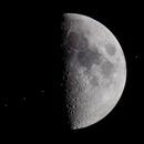 ISS Moon Transit 2019-08-07,                                HixonJames