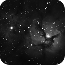 M20 (The Trifid Nebula),                                dnault42