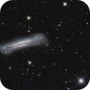 Hamburger Galaxy (NGC 3628),                                  Guillaume Cullet