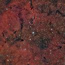 IC1396,                                John Bozeman