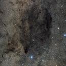 Coal Sack nebula,                                  casamoci