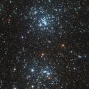 Double Cluster,                                Kang Yao