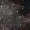 NGC 7000 - North American Nebula,                                Globetrotteur