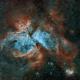 Carina Nebula,                                Steffen Boelaars