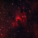 Cave Nebula,                                Prea
