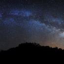 Milky Way Rising 2014,                                Callum Hayton