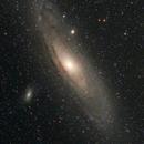 The Andromeda Galaxy,                                blairconner