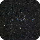 NGC5460 and little galaxy PGC50448,                                Kevin Parker