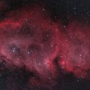 IC1848 / Soul Nebula,                                Jeff Donaldson