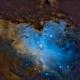 M16 Eagle Nebula,                                Mark Wetzel
