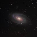 M81, Bode's Nebula,                                Chris-A