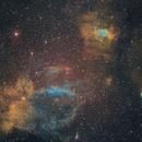 Bubble Nebula and Friends Widefield,                                julianr
