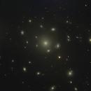 Coma Galaxy Cluster,                                Máximo Bustamante