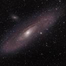 M31 - Andromeda Galaxy HaRGB,                                tomekfsx