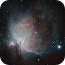 Great Orion Nebula,                                Bortle9