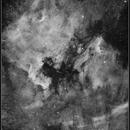 North America and Pelican Nebula Mosaic,                                vi100