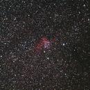 NGC7380,                                Mark Randall Byland
