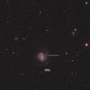 M61 e SN2020jfo,                                João Gabriel Fonseca Porto