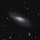 M106 - A Nearby Seyfert Galaxy,                                Jason Guenzel