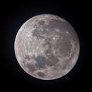 99% Moon from October 2019,                                Gebhard Maurer