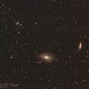 M81 & M82,                                John O'Neal, NC S...