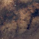 Barnard 78 area, the Pipe Bowl Nebula,                                Stephen Garretson