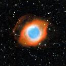 Helix Nebula (Optolong l-eNhance),                                Paolo Demaria