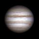 Jupiter with 1.5x drizzle,                                Marcos González T...