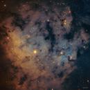 NGC 7822 SHO,                                  John