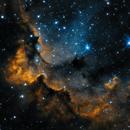 The Wizard Nebula,                                Stefan Böckler