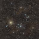 Hyades Star Cluster,                                Jonathan W MacCollum