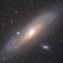 M31 en 7h50,                                  guillau012