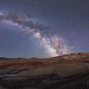 Galactic Painted Hills,                                Jeremy Jonkman