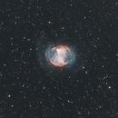 M27 Dumbbell Nebula Bicolor,                                Carl Marx