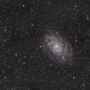 M33 LHRGB,                                  jmfloater